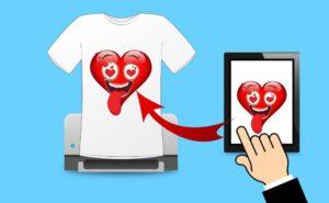 Nadruki na koszulkach - metody wykonania